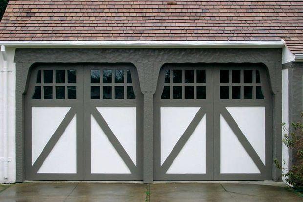Garage Door Design Guide Old House Restoration Products 1920s