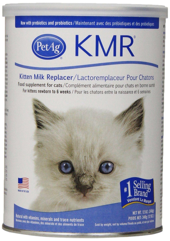 Amazon Com Kmr Powder For Kittens Cats 12oz Pet Milk