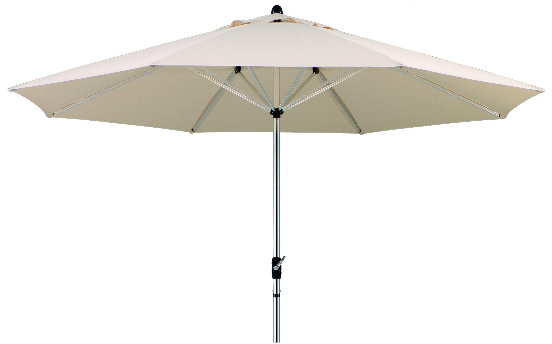 schneider sonnenschirm florenz 400 cm rund nature, lifestyle für, Gartengerate ideen