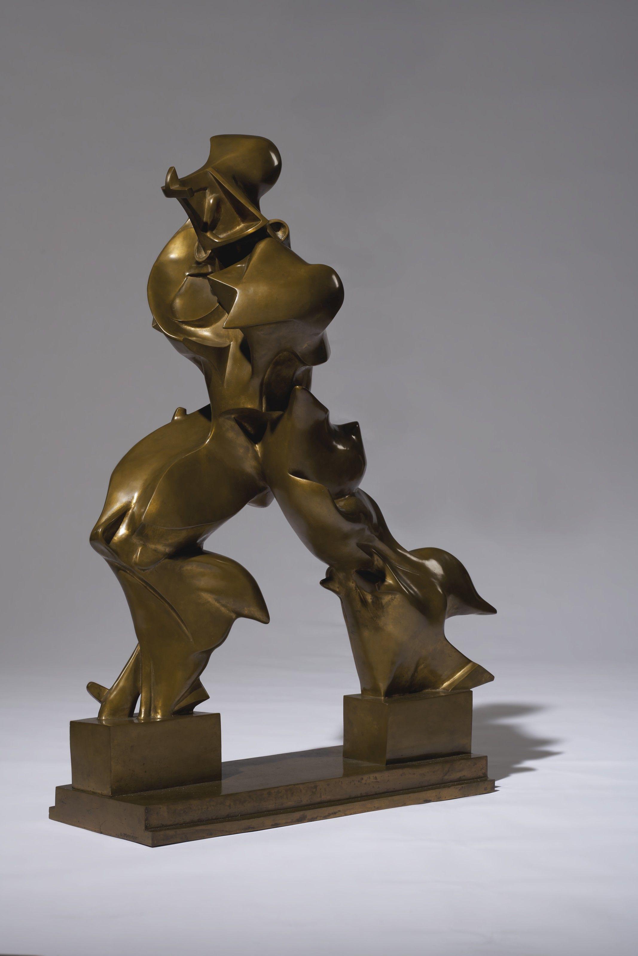 Spazio Italiano San Francisco umberto boccioni (1882-1916) | forme uniche della continuità
