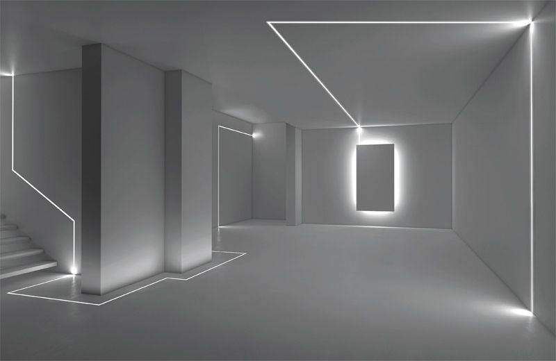 profil led encastrable clairage de pointe et atmosph re exclusive led dise o de. Black Bedroom Furniture Sets. Home Design Ideas