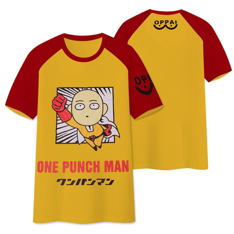 New Anime One Punch Homme T-shirt Cosplay
