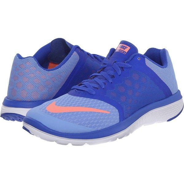 Nike FS Lite Run 3 (Chalk Blue/Racer Blue/White/Atomic Pink