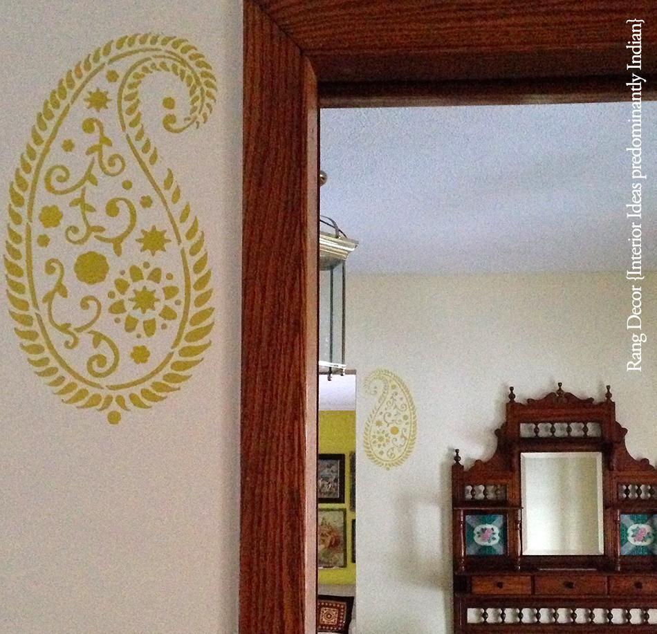 Rang Decor Interior Ideas predominantly Indian  Indian home