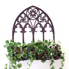 Novelty Wall Mounted Planter Metal Wall Planters Garden Wall