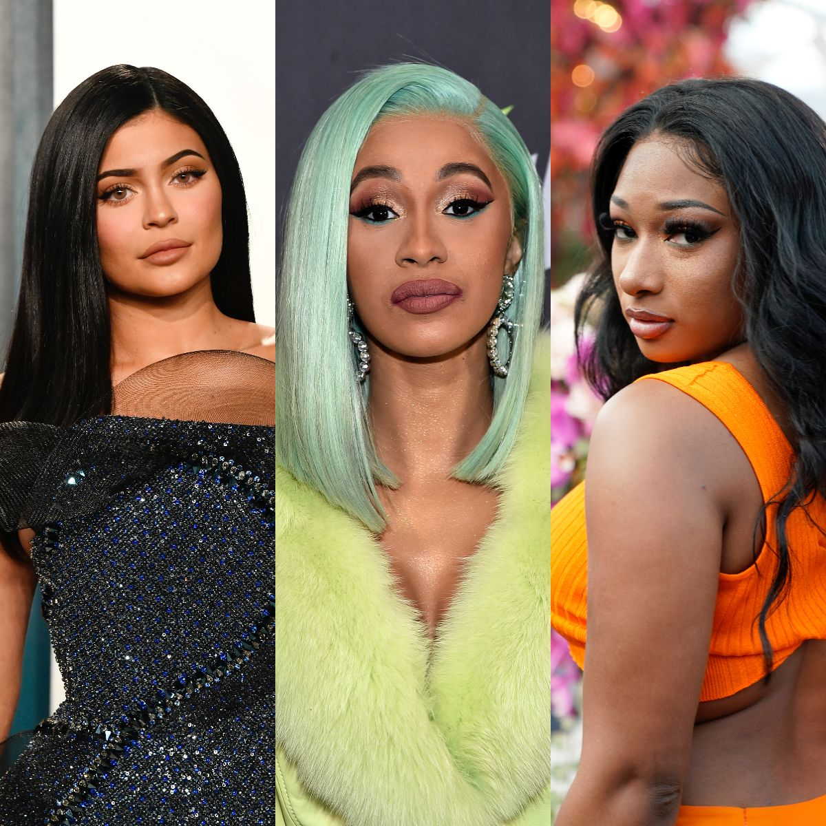 Kylie Jenner To Star In Cardi B And Megan Thee Stallion S New Music Video For Wap Report In 2020 Music Videos New Music Cardi B