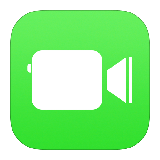 FaceTime Icon iOS 7 PNG Image Facetime, Icon, Ios app iphone