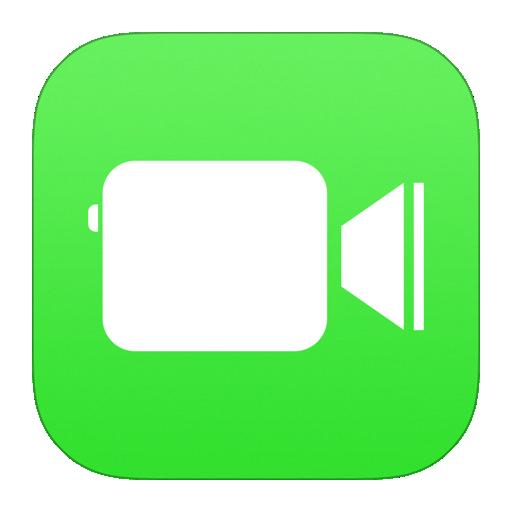 Facetime Icon Ios 7 Png Image App Logo Facetime Ios App Iphone