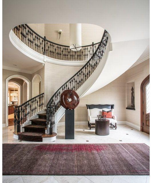 Stairs & Ironwork