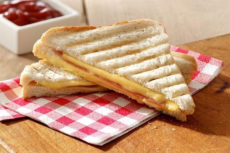 Slanke tosti - Lekker en Simpel