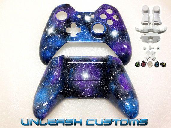Custom Xbox One Controller Shell Case Xbox One Controle Xbox Xbox