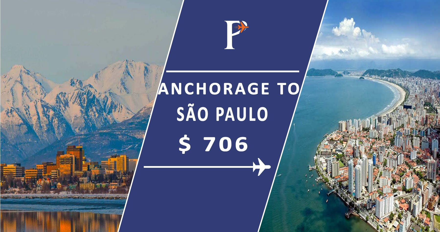 Find airfare deals on cheaptickets from Anchorage ANC