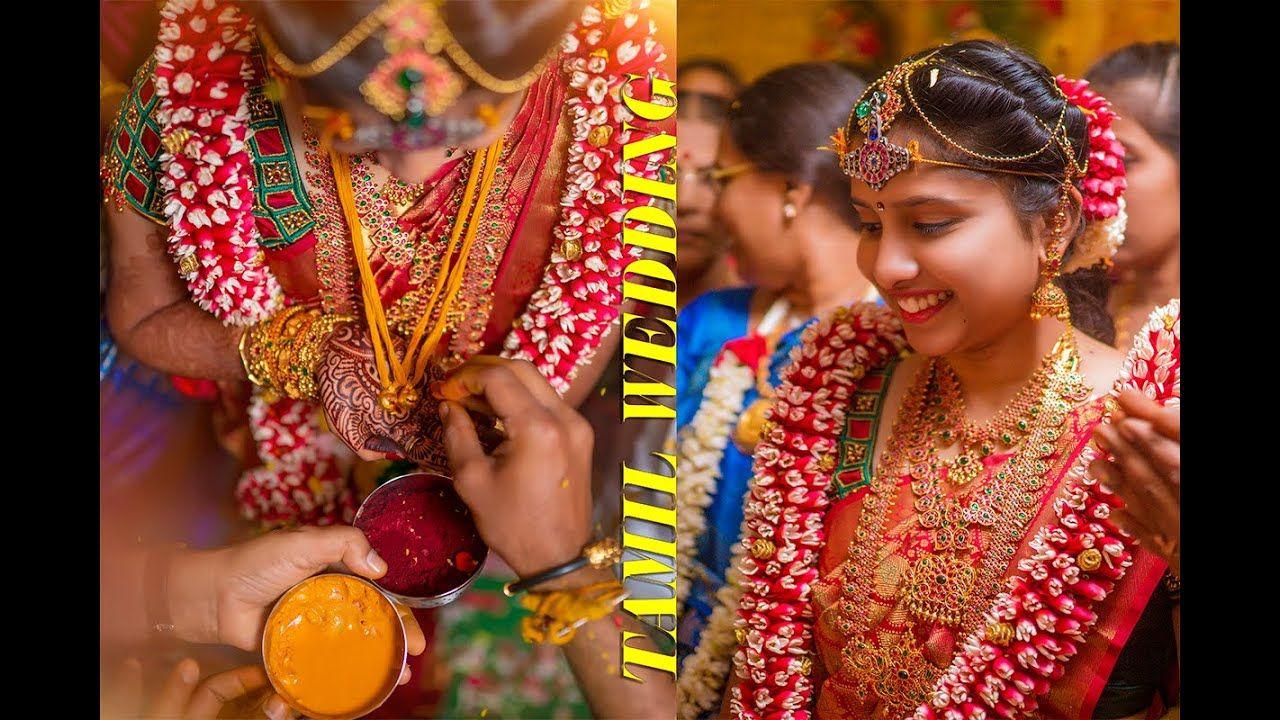 Indian Tamil Wedding Wedding highlights, Traditional