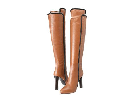 Roberto Cavalli Calf Leather Boot