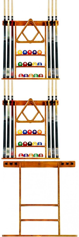 Ball And Cue Racks Pool Table Accessories Cue Holder Racks - Pool table storage ideas
