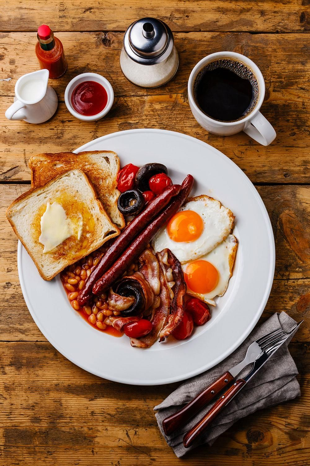 20 Delicious British Comfort Foods To Try On Your Next Trip English Breakfast Restaurant Food English Breakfast Foods