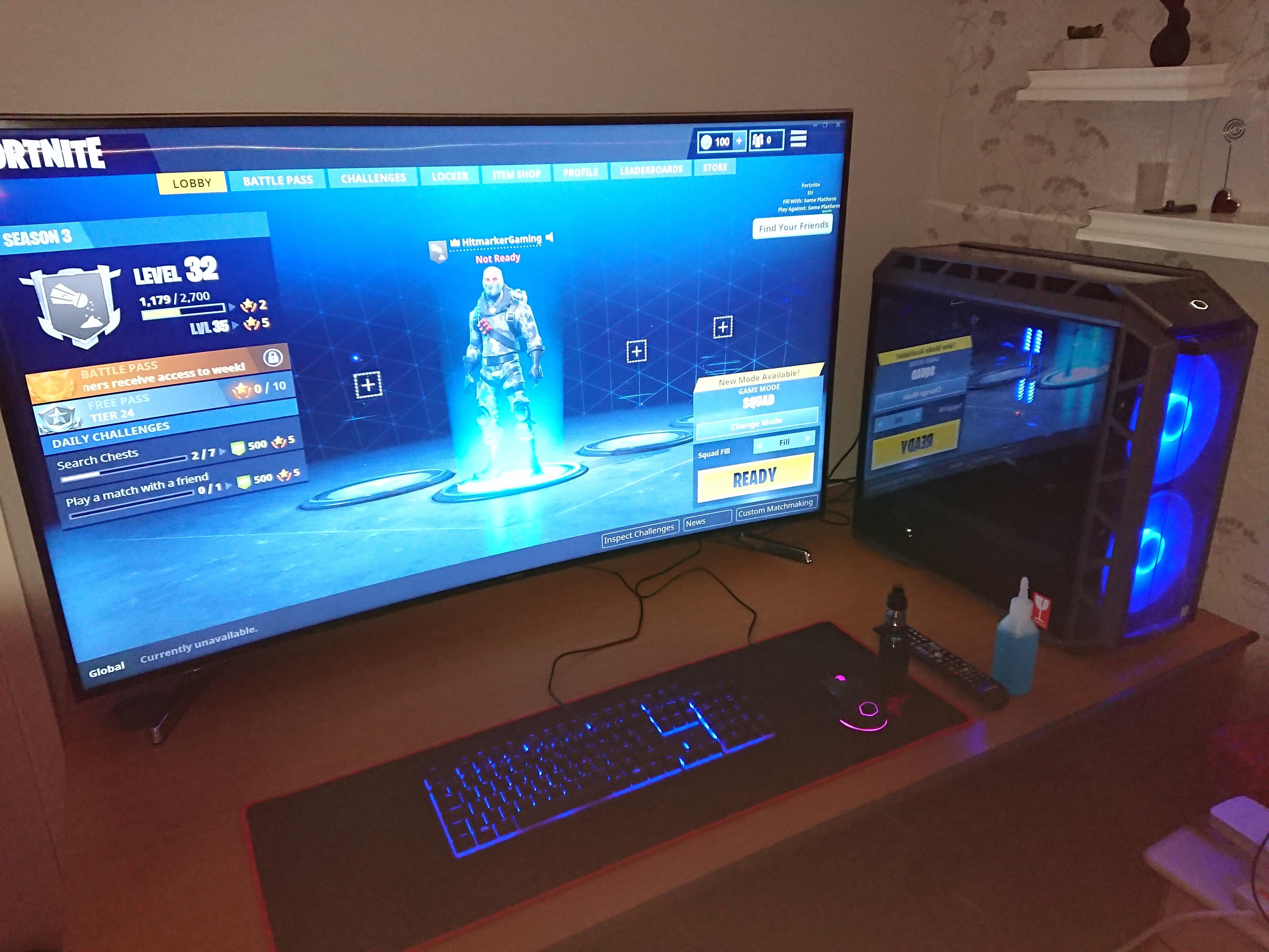 The Beginning Of My Weekend Retreat Video Game Rooms Gaming Room Setup Weekend Retreats