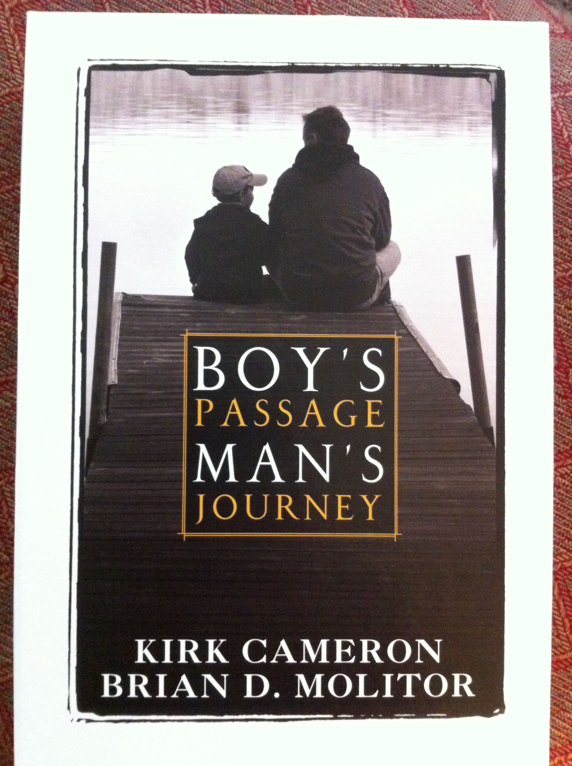 A MUST READ  for parents/leaders striving to raise/mentor strong, Godly men. Excellent material! Gives guidelines for the transition from boy to man, and how to affirm and develop their manhood along the way. 5 DVD's, a 240 page book, and a 64 pg. study guide is included in the boxed curriculum. Great for small study groups, or Sunday school classes.