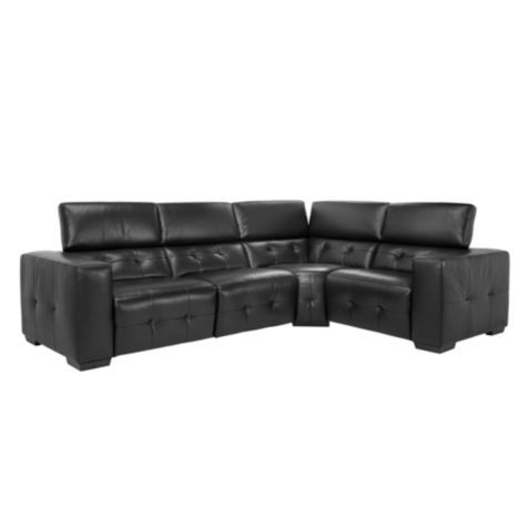 Bleeker Sectional From Z Gallerie Sofa With Built In