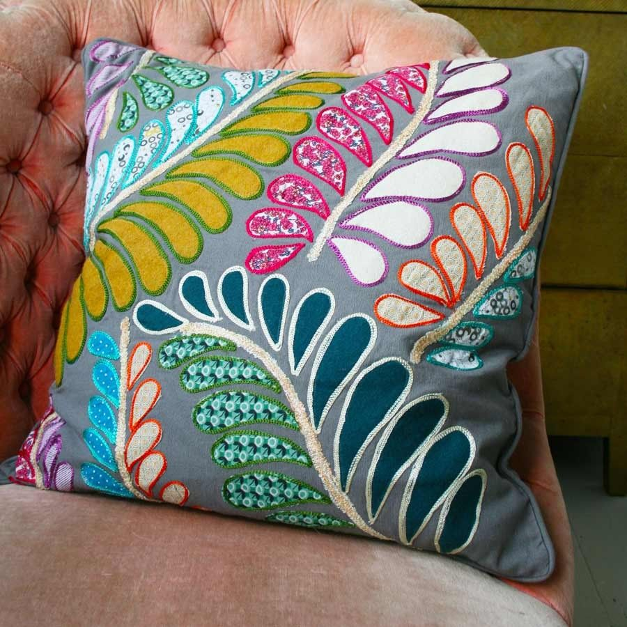 Such a fun design on this pillow cojines pinterest graham and