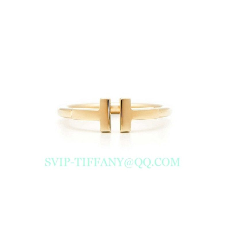37. 18K Gold Tiffany T Wire Ring Fake Outlet Shop | jewelry | Pinterest