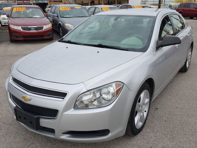 Cash Cars Houston >> Used 2012 Chevrolet Malibu Ls For Sale At Reliable Cash Cars In