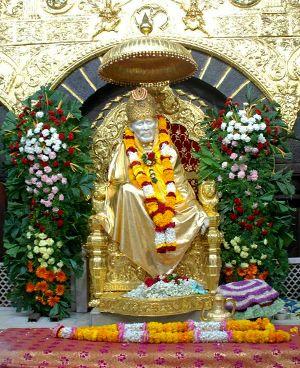 Inviting All Sai Devotees To Visit Shirdi For Punyatithi Of Sai Baba
