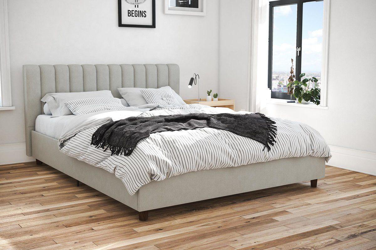 Best Brittany Upholstered Platform Bed Upholstered Platform 400 x 300