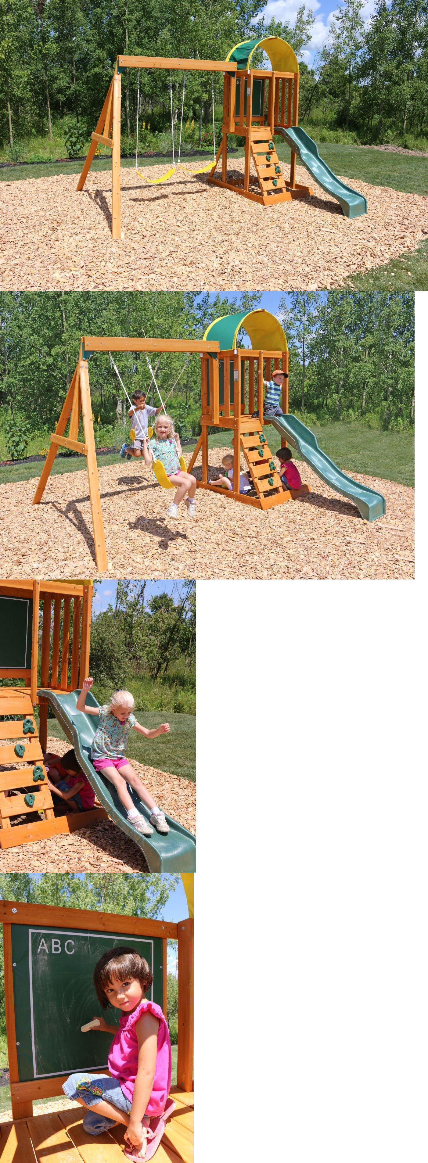 Swings Slides And Gyms 16515 Swing Set Accessories Hardware Wooden