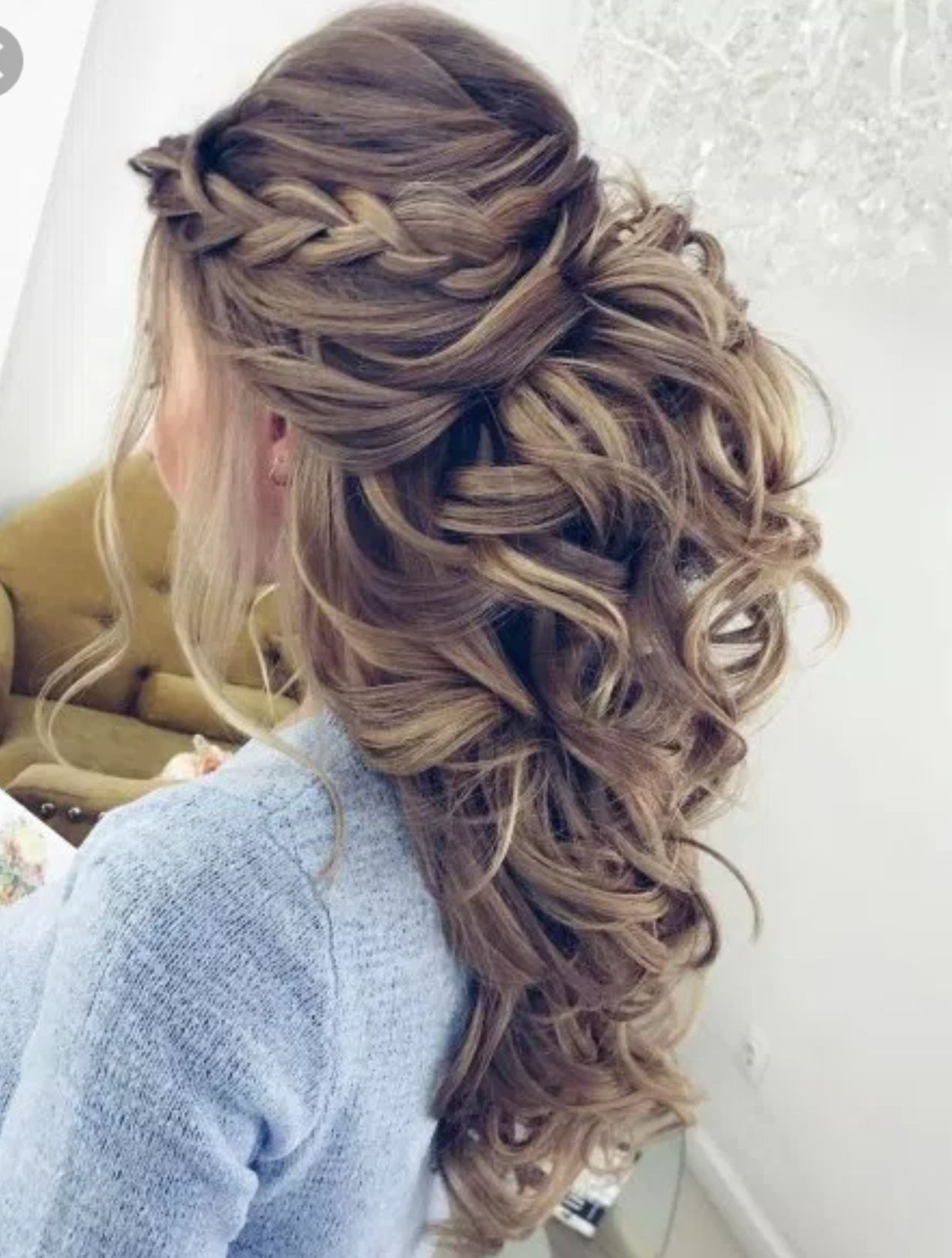 Show Me Your Wedding Hair Especially Braids And Updos Wedding