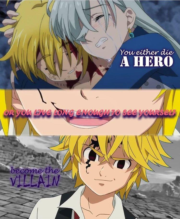 Seven Deadly Sins Seven Deadly Sins Anime Seven Deadly Sins 7