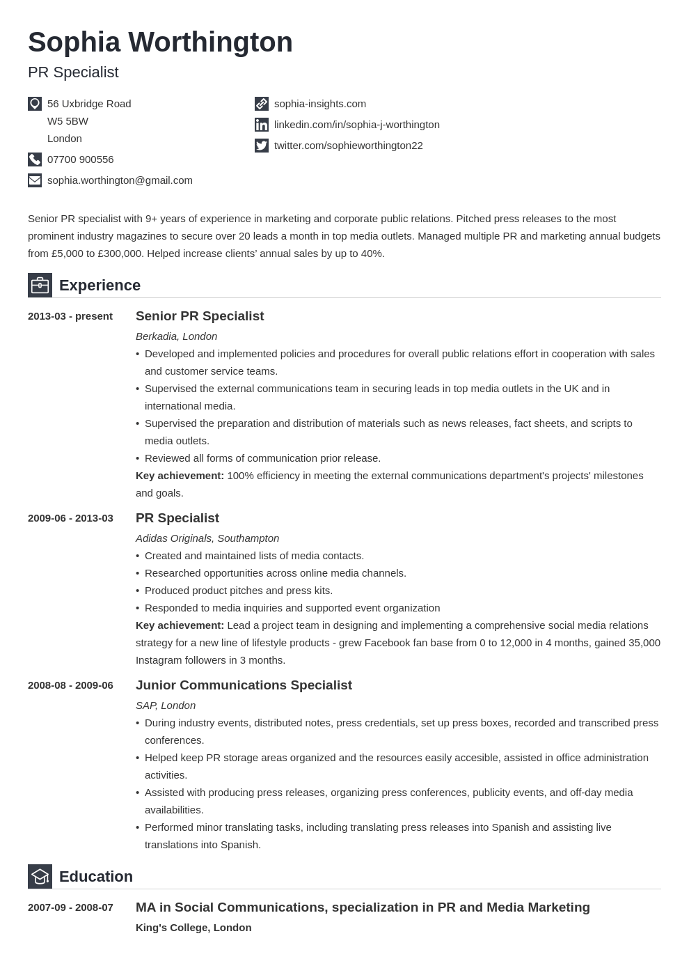Uk Cv Personal Profile Template Iconic Cv Examples Writing A Cv Basic Resume Examples