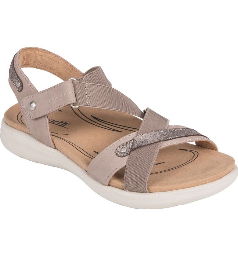 e737dce481 Bali Sandal, Main, color, Taupe Nubuck | shoes in 2019 | Comfortable ...