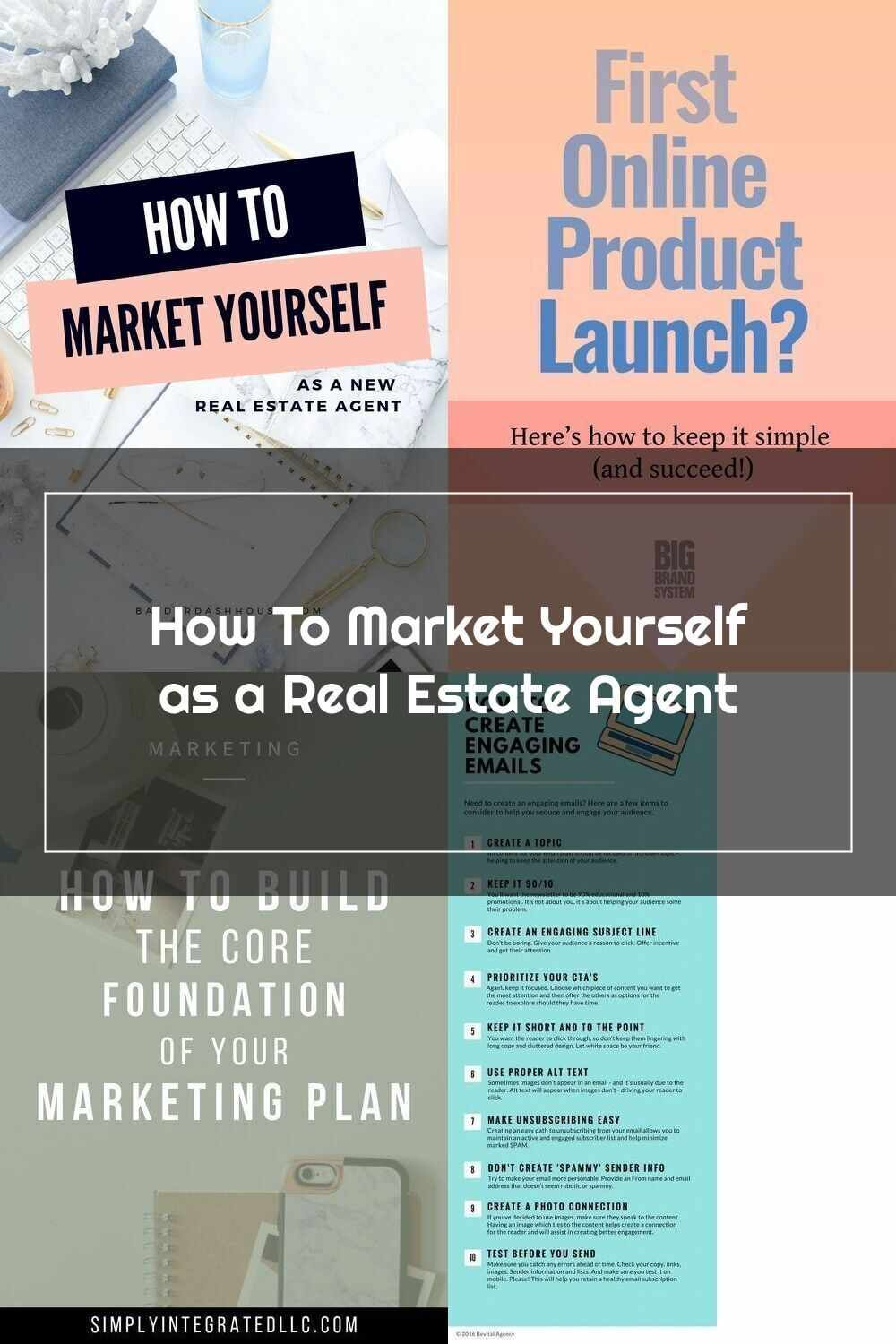 Marketing Plan How To Market Yourself As A Real Estate Agent