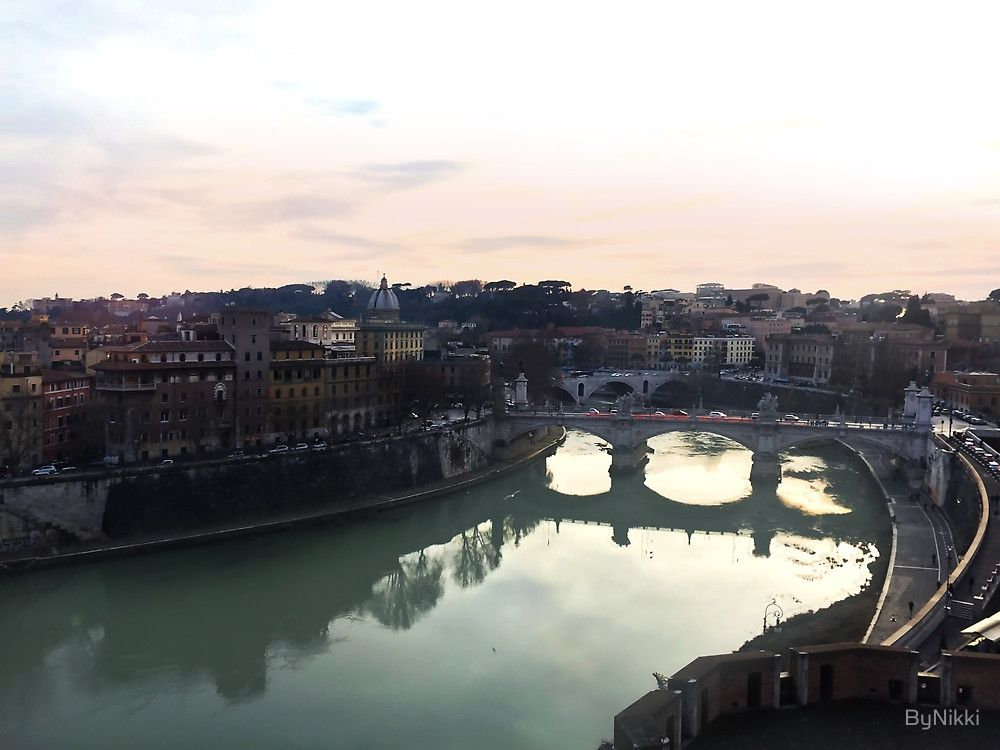 Rome by ByNikki  Rome, Italy, travel, photography, sunset, Europe