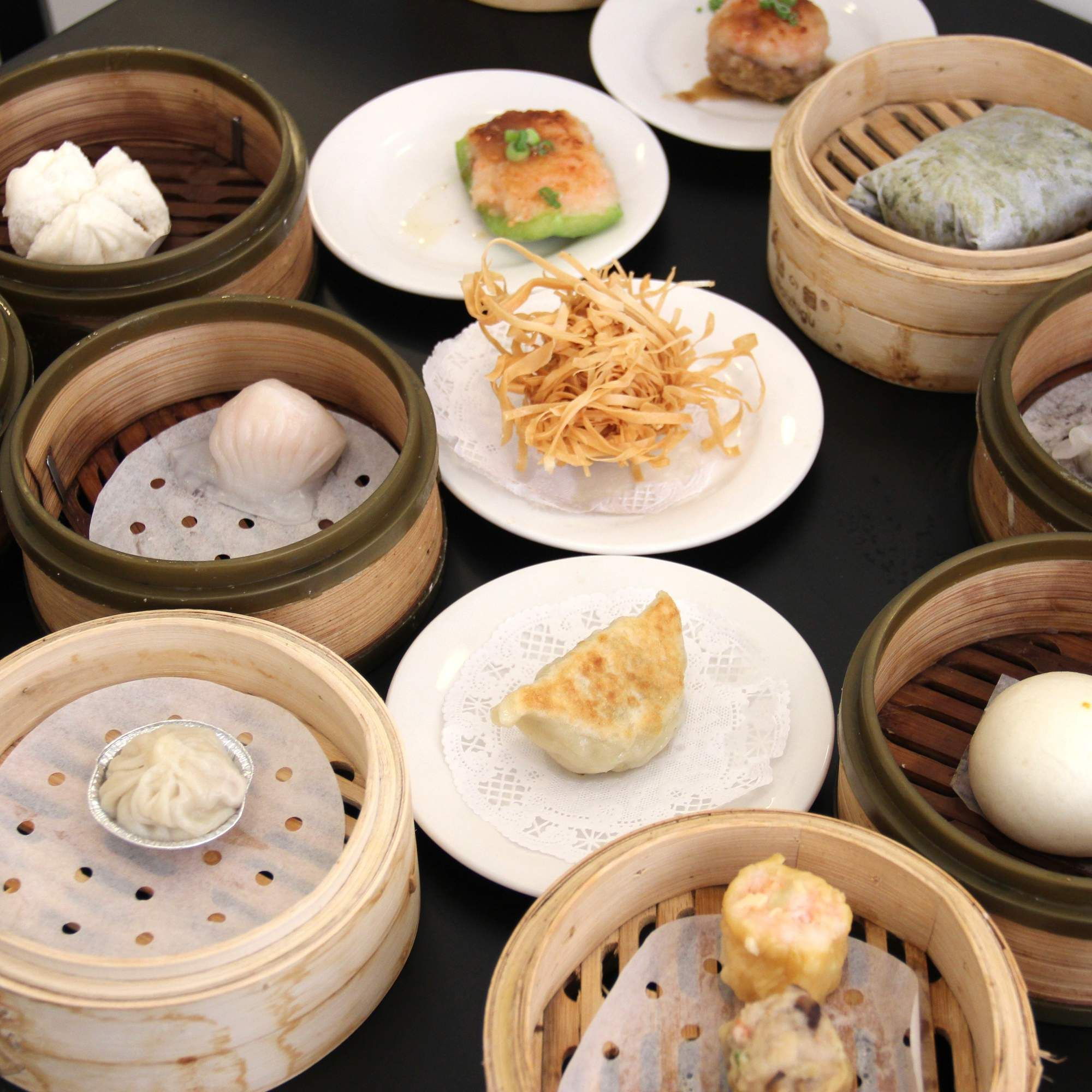 The 14 Best Dim Sum Restaurants In The Bay Area San Francisco Food Dim Sum San Francisco Restaurants