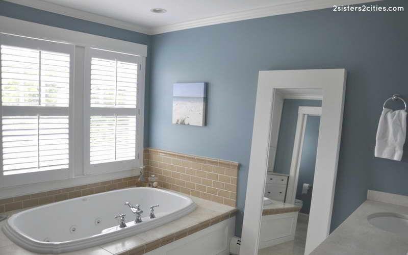 Blue Benjamin Moore Paint Colors With Bath | Home Repair/Remodel ...