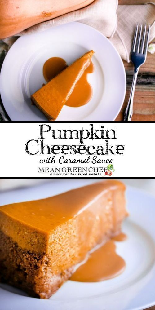 Pumpkin Spice Cheesecake with Caramel Sauce #homemadegrahamcrackercrust Pumpkin Cheesecake with an easy homemade graham cracker crust and topped off with caramel sauce. The perfect Fall Dessert! | Mean Green Chef @meangreenchef #pumpkincheesecake #cheesecake #Thanksgivingdessert #pumpkinrecipes #dessertrecipes #meangreenchef #homemadegrahamcrackercrust Pumpkin Spice Cheesecake with Caramel Sauce #homemadegrahamcrackercrust Pumpkin Cheesecake with an easy homemade graham cracker crust and topped #homemadegrahamcrackercrust
