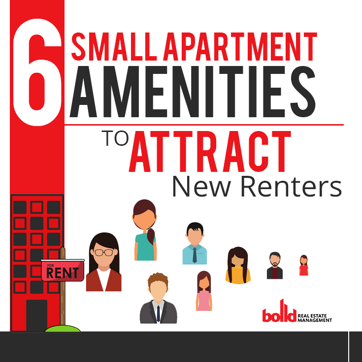 6 Small Apartment Amenities To Attract New Renters Apartment Amenities Renter Apartment Management