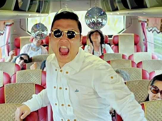 Here s The English Translation Gangnam Style