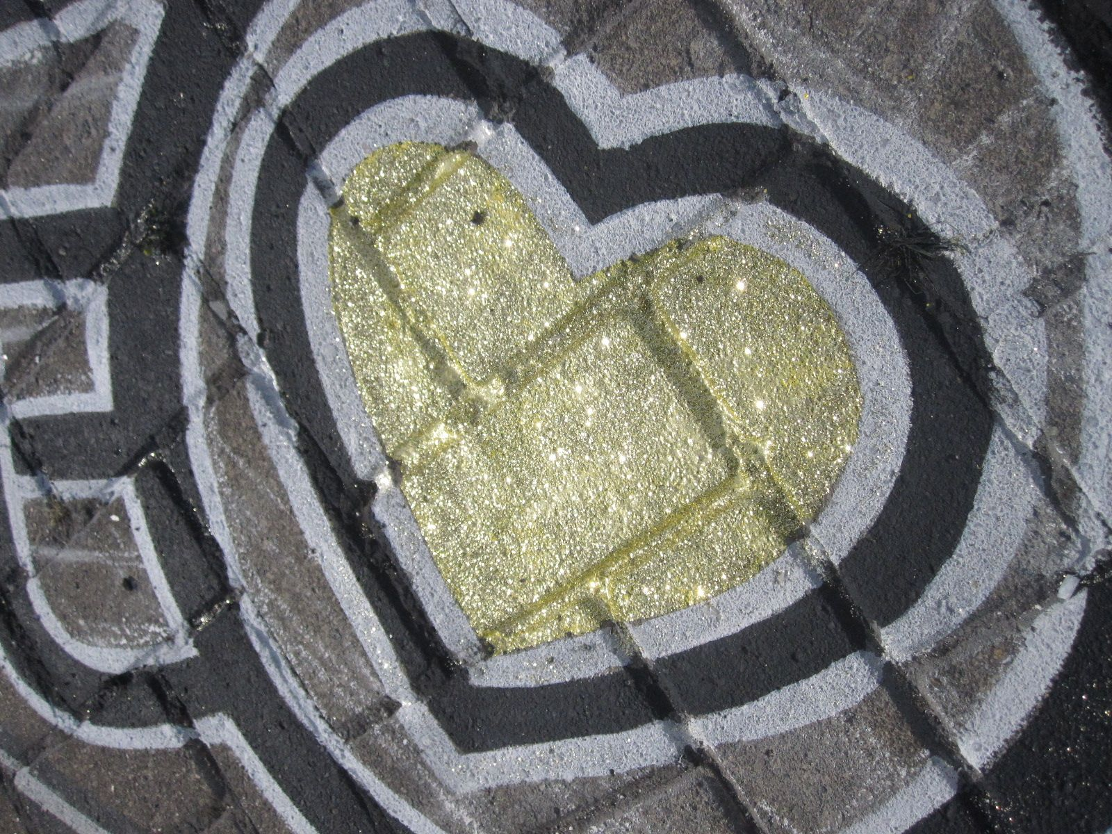 Sparkle Heart  in compass 2012 Edinburgh