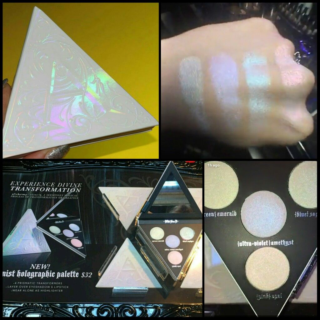Kat Von D Alchemist Palette 32 Skin makeup, Makeup