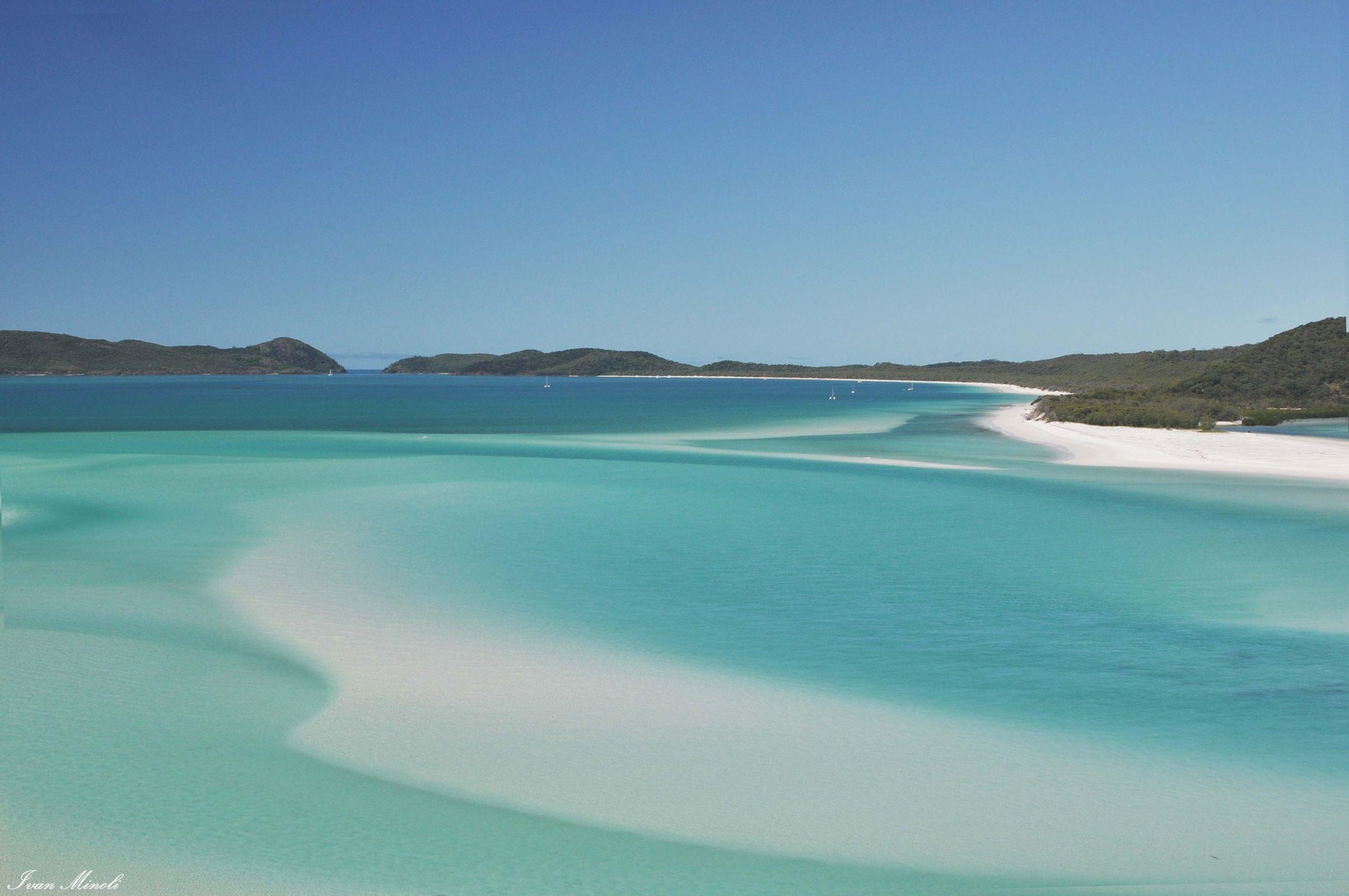 Whitheaven/Whitsundays, Australia