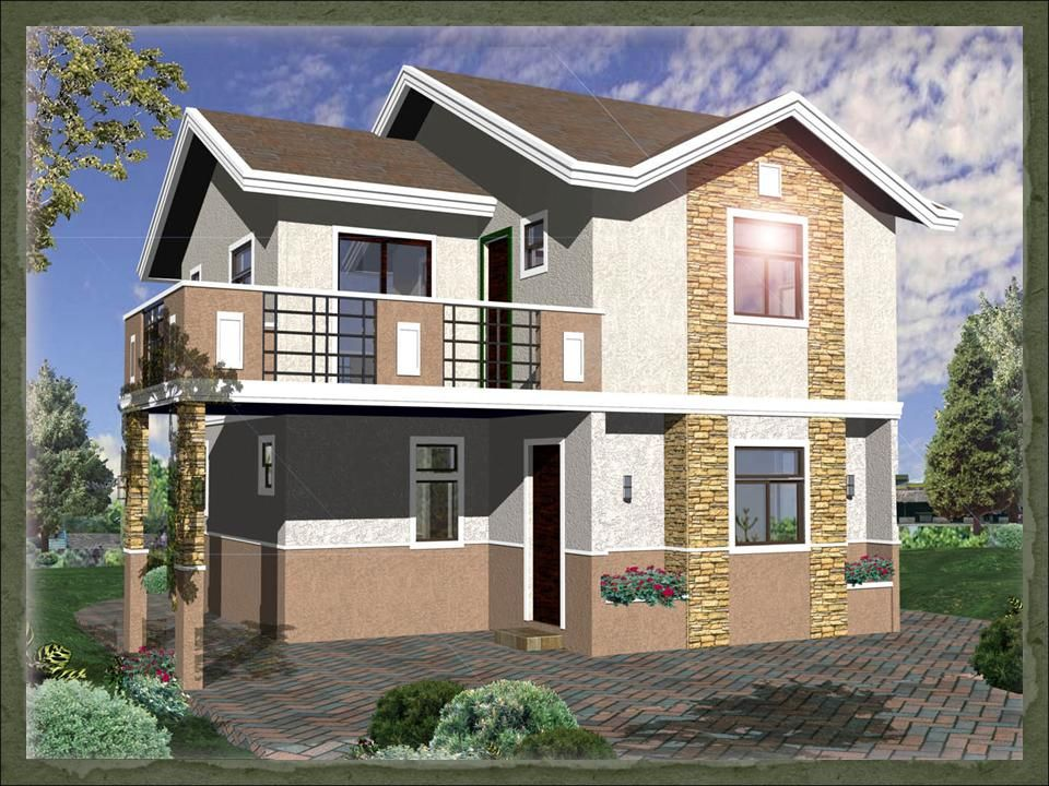 Cheryl dream home design of lb lapuz architects builders for Dream house builders