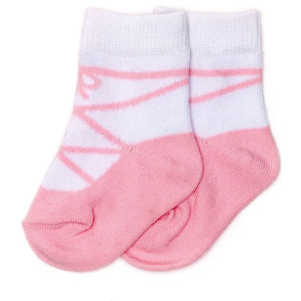 Monsoon Baby Girl Ballerina Socks 3 83 Liked On Polyvore Oh