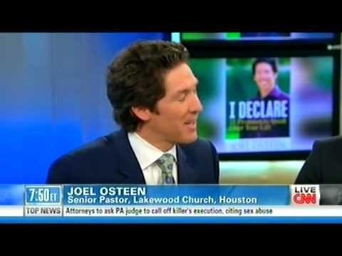 Joel osteen homosexuality larry king
