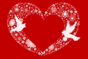 photoshop pinsel-set: liebesherzen, valentinstag, romantik, brush   photoshop pinsel, grüße zum