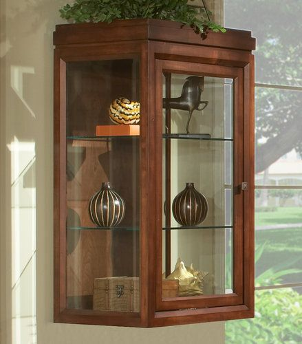 Modena Top Linen Cabinet With Glass Door By Sage Hill