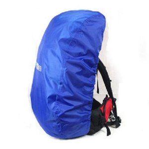 BLUEFIELD ザックカバー Lサイズ 55~80L  ブルー