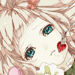 ツイッターにあげたフリーアイコンまとめ 100枚 49 フリーアイコン イラスト アニメの女の子